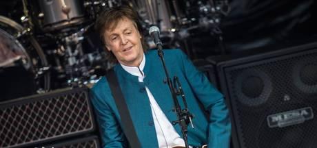 McCartney bezig met nieuwe plaat
