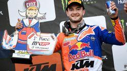 Nederlander Jeffrey Herlings wint in Valkenswaard in MXGP, Desalle eindigt als zevende