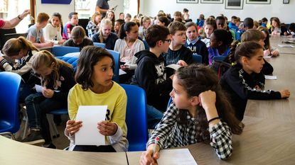 Kindergemeenteraad pleit voor mini-Tomorrowland