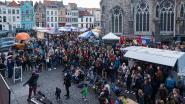 Sint-Jacobs baadt in multiculturele sfeer