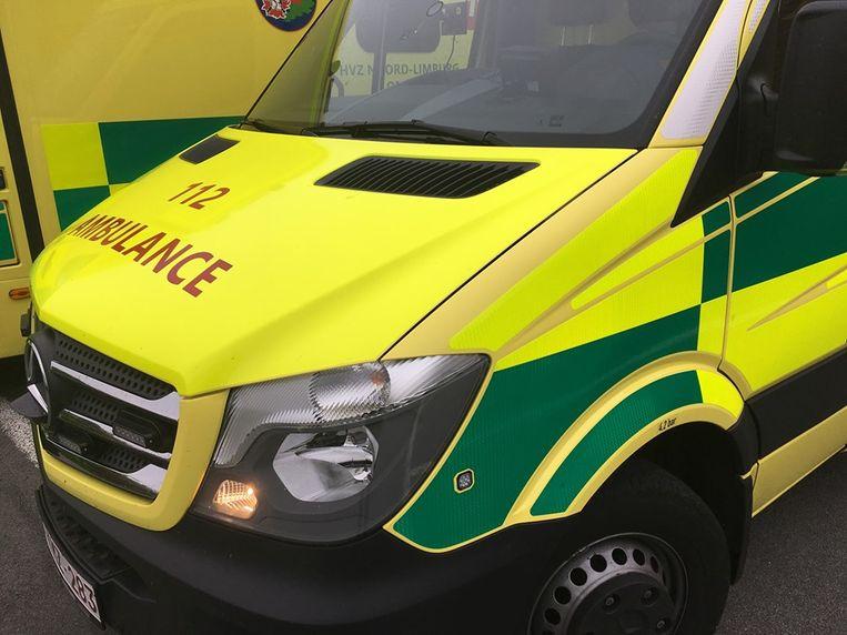 Archiefbeeld ambulance