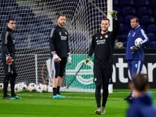 Achter Marsman staan in Porto twee échte Feyenoorders te popelen