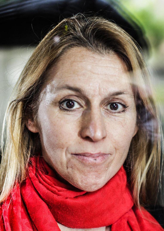 Annemie Verbeiren.