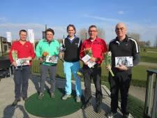 Golfclub Almkreek sluit winterbekerwedstrijden af