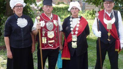 Ludo Boeckx opnieuw koning van Sint-Sebastiaansgilde