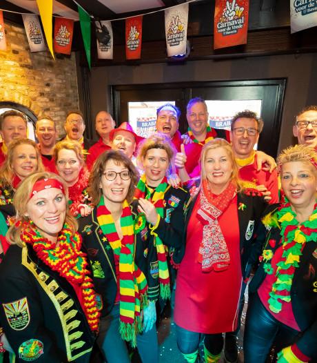 Vriendenclub De Zoefkus is een begrip tijdens carnaval in Vlijmen, 'We zijn heel goed voor de horeca'