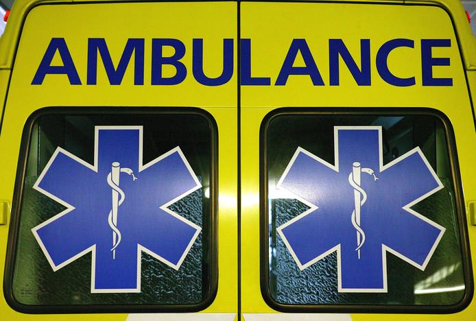 Ambulances komen in Woerdense Verlaat nogal eens (te) laat.