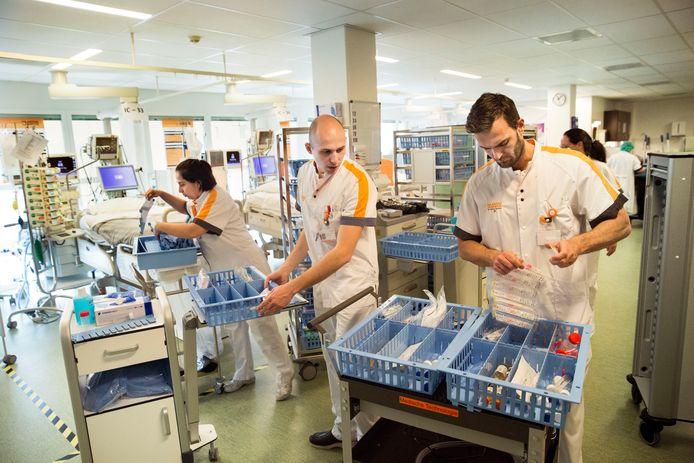Rotterdam Maasstad ziekenhuis.