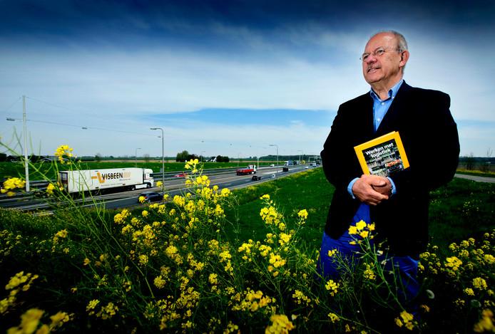 Hessel Visser: De Hoeksche Waard is een parel, die niet gebruikt wordt. Het verkeer gaat grotendeels om de Hoeksche Waard heen.
