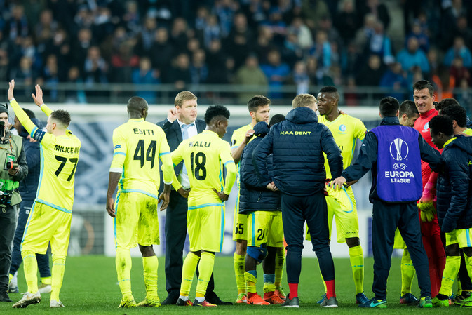Foto van Belgische clubs doen uitstekende zaak in Europa