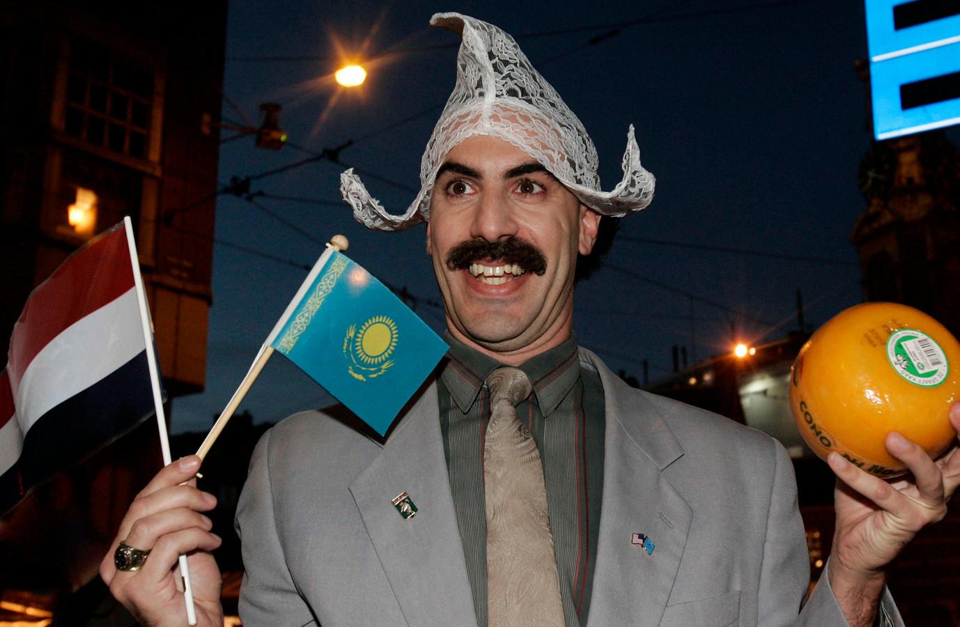 De ophef die in de Verenigde Staten ontstaan is over de nieuwste film van Sacha Baron Cohen; Borat Subsequent Moviefilm: Delivery of Prodigious Bribe to American Regime for Make Benefit Once Glorious Nation of Kazakhstan, heeft ervoor gezorgd dat de film een dag eerder dan gepland te zien is op Amazon Prime.