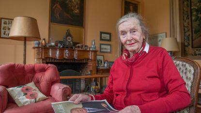 """Mullem en Huise nemen afscheid van geliefde barones Lily de Gerlache (96): """"Ze stond heel dicht bij de mensen van het dorp"""""""