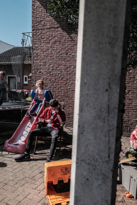 Kristel en René houden hun gezin met negen kids draaiende: 'Het is best pittig'