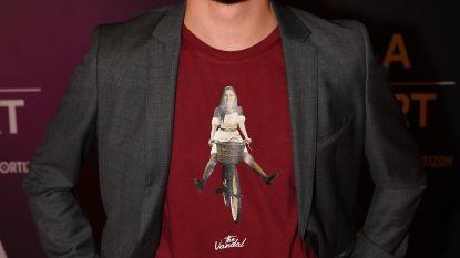 """Het verhaal achter het shirt van Victor Campenaerts: """"Fanny kon er niet bij zijn, dus draag ik ze dicht bij mijn hart"""""""