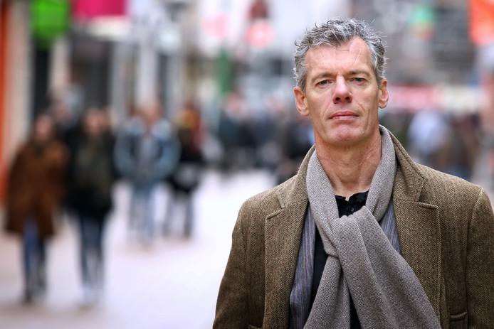 Directeur Caspar Hermans van de Taskforce Brabant Zeeland.