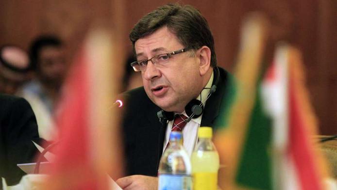 L'ambassadeur de Turquie en Egypte