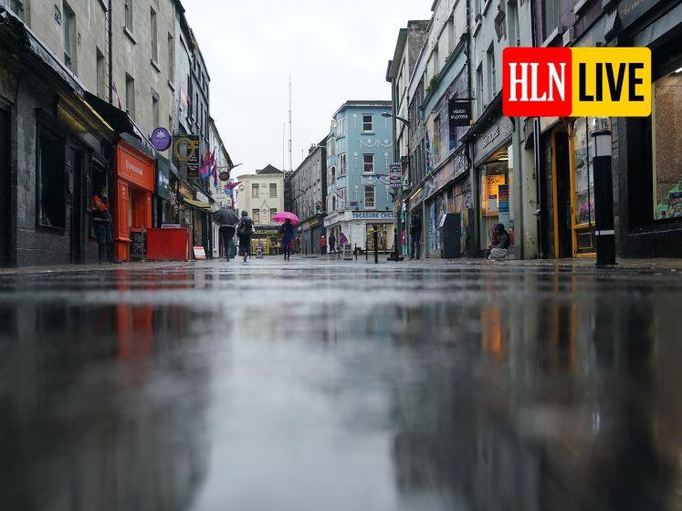 LIVE. Ierland gaat als eerste land in Europa terug in lockdown - Nachtklok van kracht tot 5 uur 's ochtends