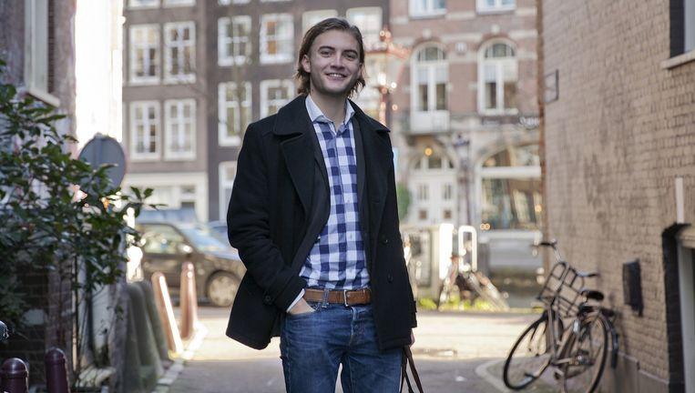 Jochem Kuijs: 'Ouders vragen schappelijke huren.' Beeld Roy de Vecchio