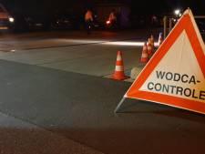 Elf rijbewijzen ingetrokken bij WODCA-controle