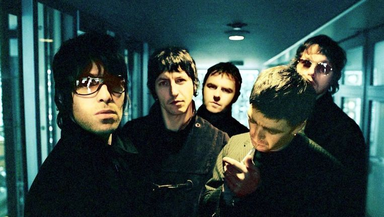 Oasis in 2002.