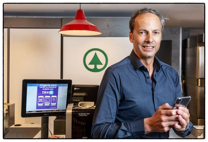 Freek de Steenwinkel, directeur Tikkie, maakte vandaag meerdere nieuwe functies bekend.