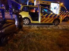 Tweetal op scooter raakt gewond bij aanrijding in Hengelo