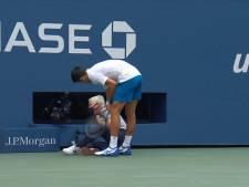 Djokovic corrigeert fans na woede op lijnrechter: 'Wees aardig'