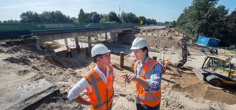 Viaducten Velp klaar, weg dinsdag 'vrij'