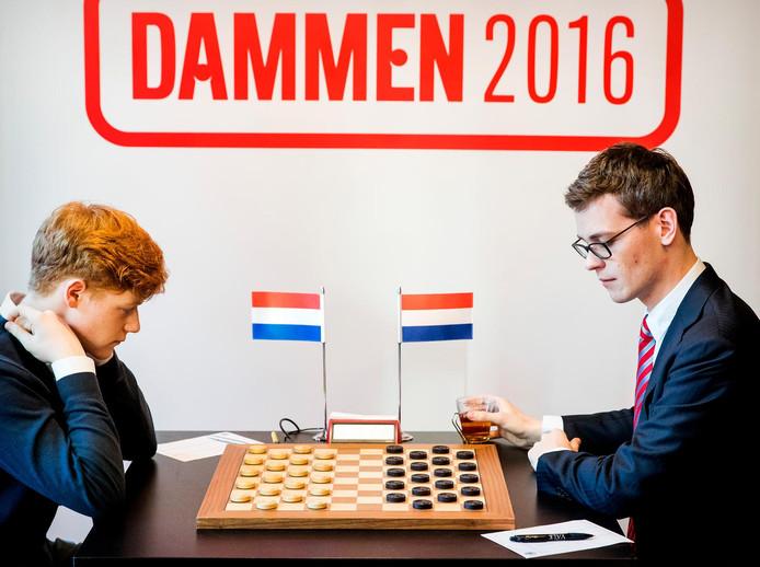 Jan Groenendijk en Roel Boomstra.