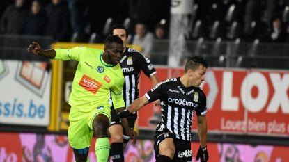 LIVE. AA Gent doet te weinig met het vele balbezit, Charleroi toont zich de gevaarlijkste ploeg