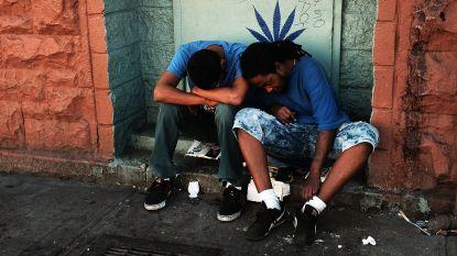 Meer dan 50 mensen met overdosis synthetische marihuana in park VS