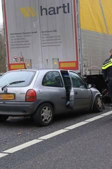 VIDEO | A67 bij Asten weer open na ongeluk
