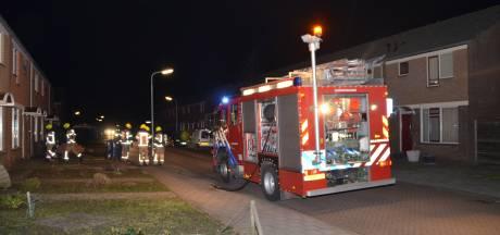 Brandweer rukt uit voor gaslucht in Kloosterzande