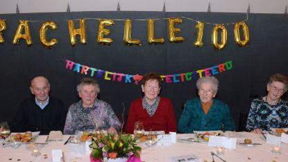 Het sterke geslacht De Bock: Rachelle viert honderdste verjaardag met broer en drie zussen