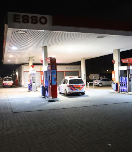 Geld en sigaretten buit bij overval op tankstation in Culemborg