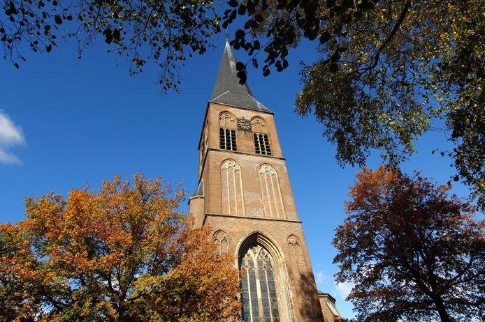 De Heilige Blasiuskerk in Delden