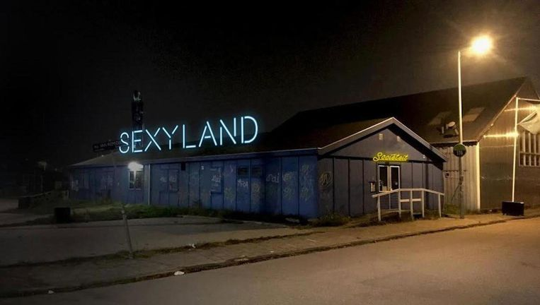 Sociëteit Sexyland opent vrijdag 13 januari Beeld Sexyland