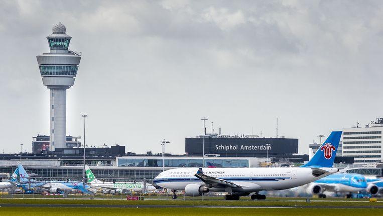 Grote verkeerstoren Schiphol bestaat 25 jaar | Het Parool