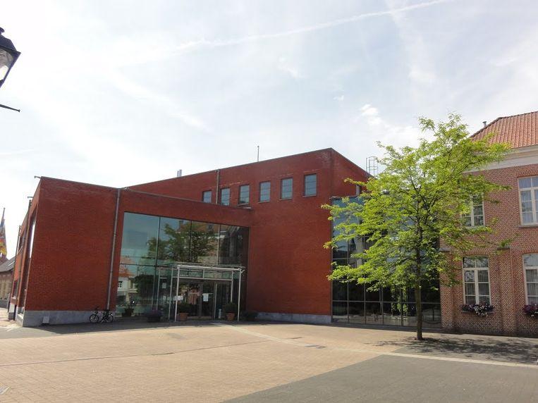 Gemeentehuis Zandhoven