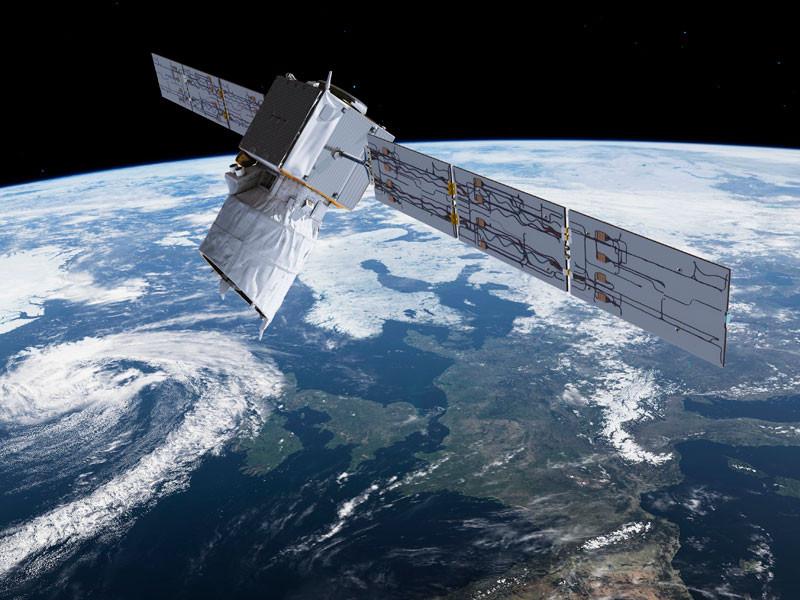 De  Aeolus gaat de wind observeren vanuit de ruimte