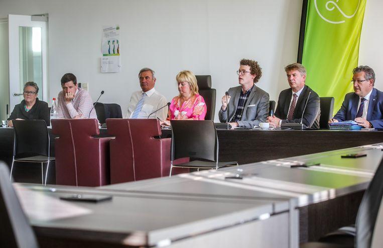 Zedelgem: burgemeesters verenigen zich tegen hoogspanningsleiding