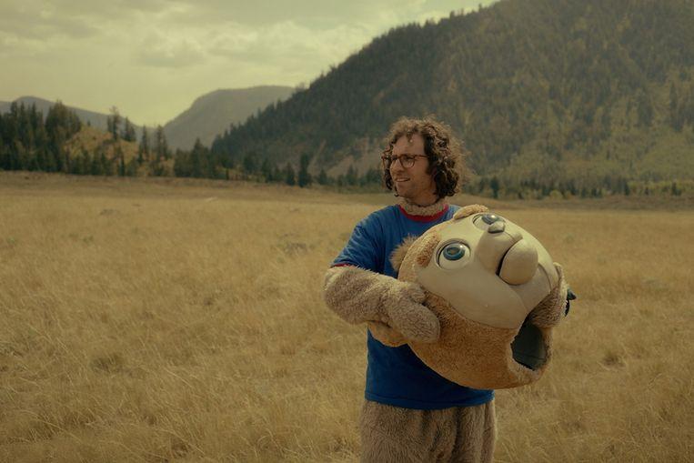 Kyle Mooney in 'Brigsby Bear'. Beeld RV