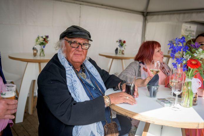 Thijs van Leer (71), dit keer zonder fluit.