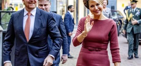 Koning krijgt niet het rafelige, maar het statige Maastricht te zien