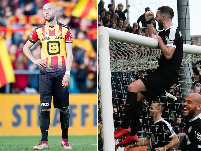 Vreugde en verdriet na de degradatie van KV Mechelen en de handhaving van Eupen.