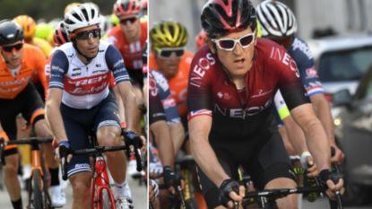 """Ook Nibali en Thomas onder de indruk: """"In Giro rekening houden met Remco"""""""