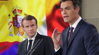 Frankrijk kondigt 14 dagen quarantaine af voor iedereen die vanuit Spanje het land binnenkomt als reactie op besluit van Spaanse regering