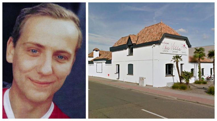 Didier Bartholomeus (25) stierf na een nachtje stappen in discotheek The Villa op het Eilandje.