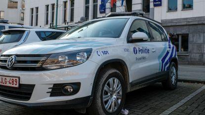 Twee mensen opgepakt na achtervolging in Brussel