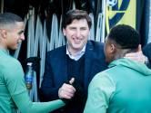 Luc Nilis vertrekt bij VVV en is op zoek naar een nieuwe job: 'Voor PSV sta ik altijd open'